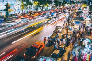 bangkok fast life street cars