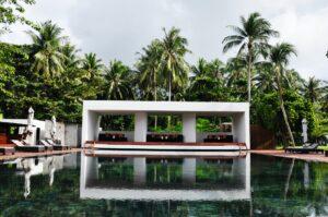 ko pha ngan villa swimmingpool thailand